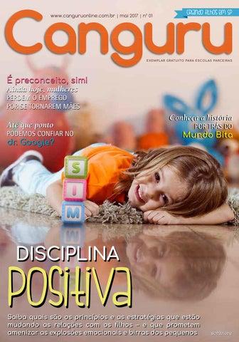 Canguru   SP   Maio de 2017   número 01 by Canguru Online - issuu 8b48515d95