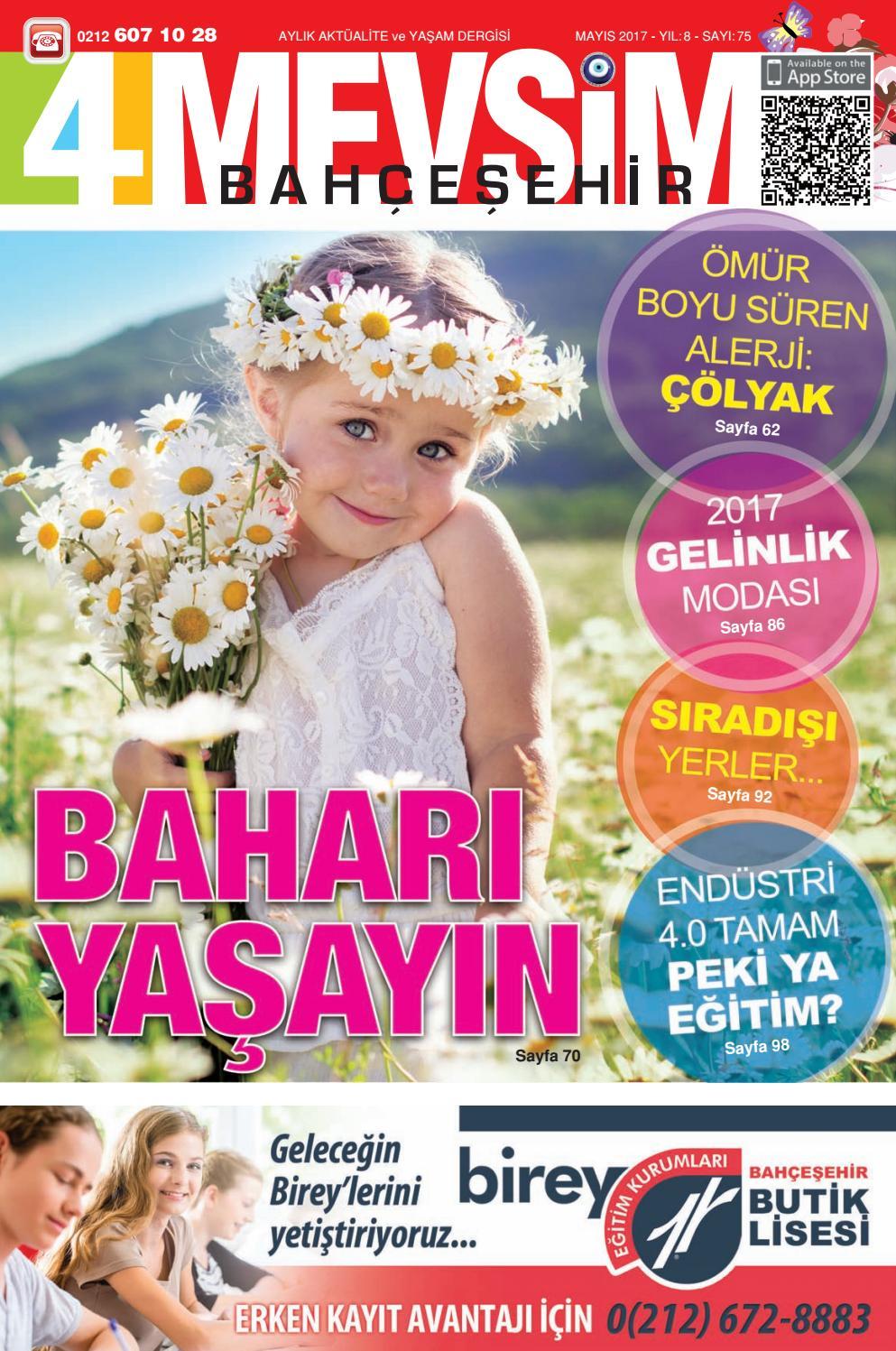 a8b9c68f7be55 4 Mevsim Bahçeşehir Sayı 75 by Dort Mevsim Bahcesehir - issuu