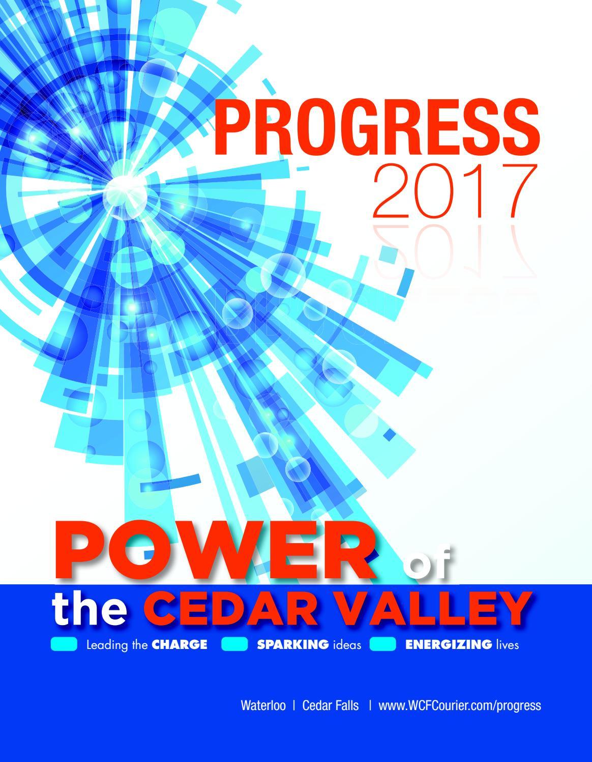Progress 2017 by Waterloo-Cedar Falls Courier - issuu
