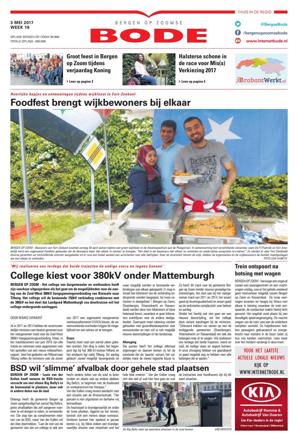 Autobedrijf Nathasja bergen op zoomse bode 03-05-2017uitgeverij de bode - issuu