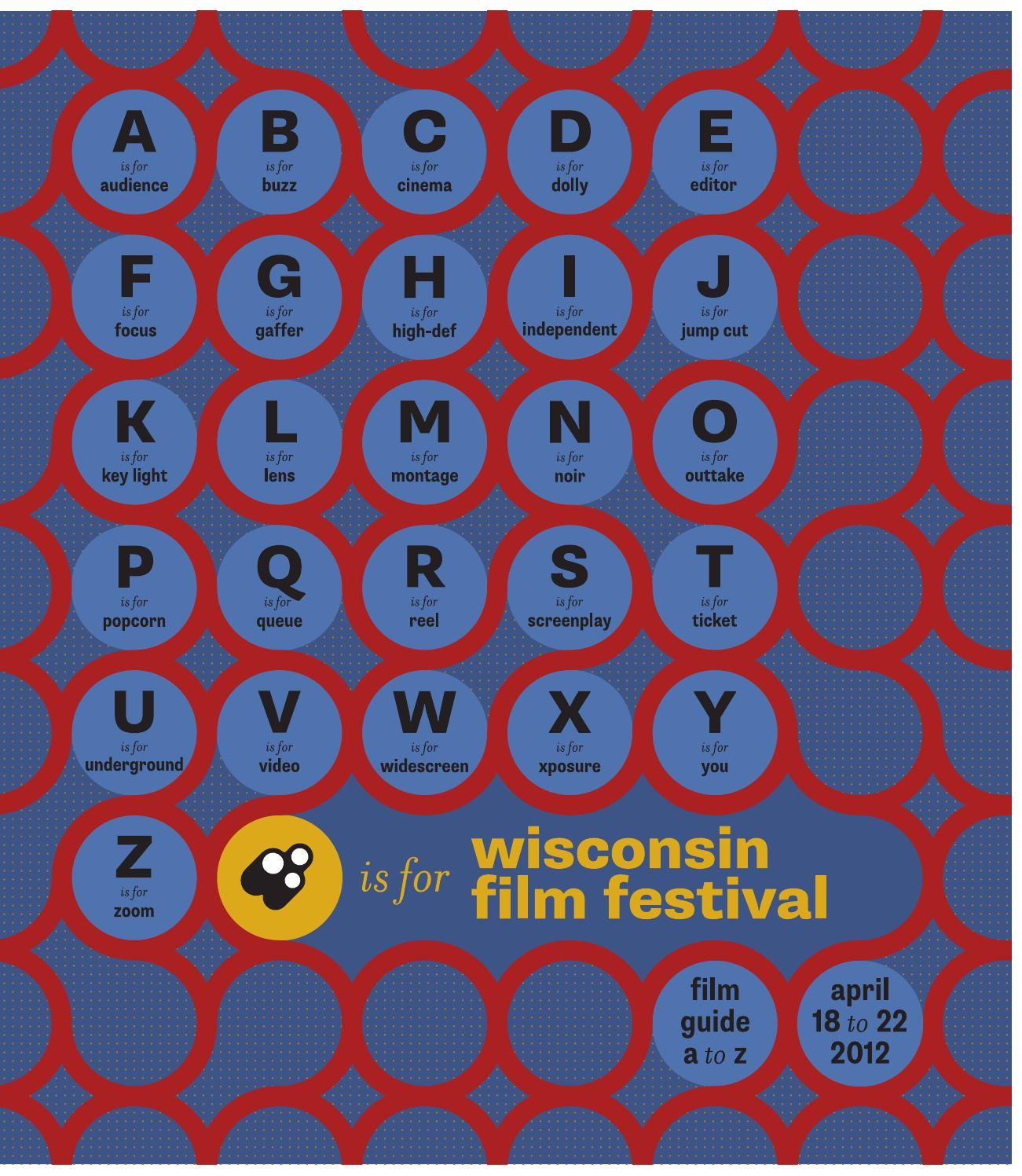 2012 Wisconsin Film Festival Guide By Uw Madison Division Of Traditional Electrical Installation Caravans Plus The Arts Issuu