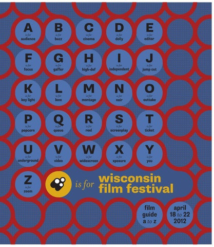 new styles b35a8 9b85f 2012 Wisconsin Film Festival Film Guide by UW-Madison Division of ...