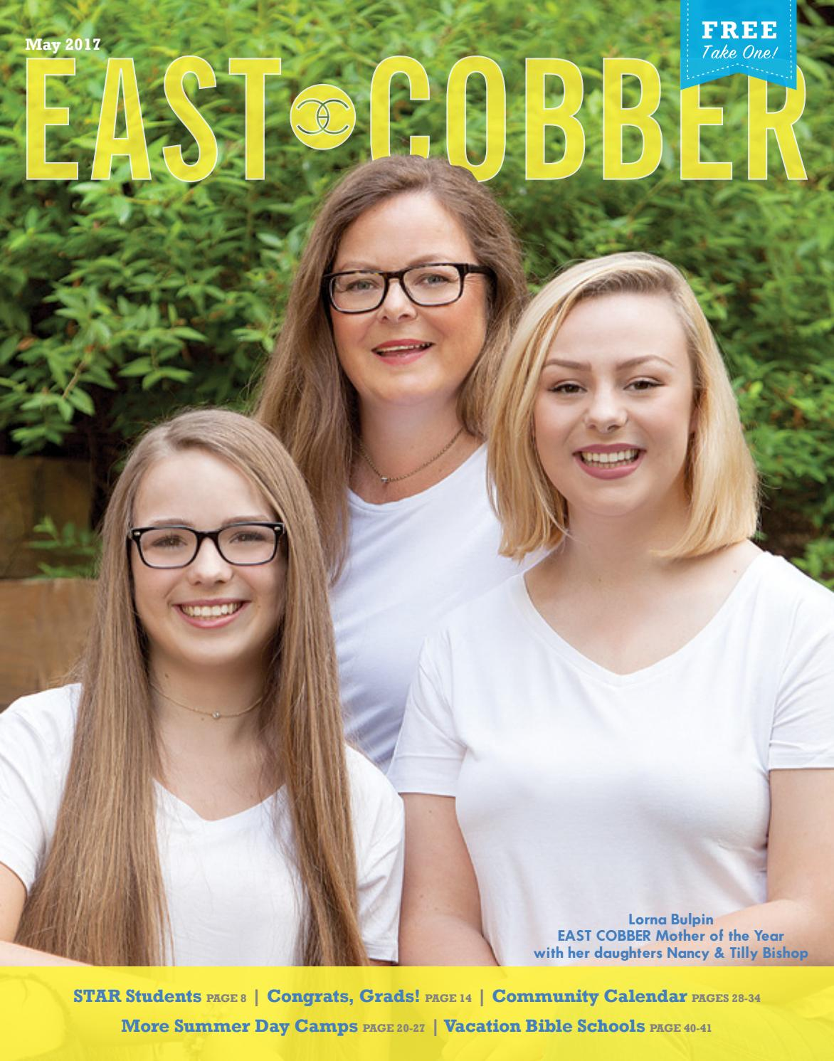 May 2017 EAST COBBER by EAST COBBER Magazine - issuu