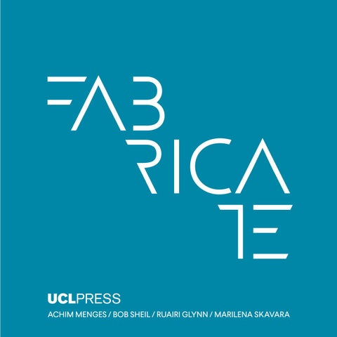 architectural fabricate 2017 by roland vasquez - issuu