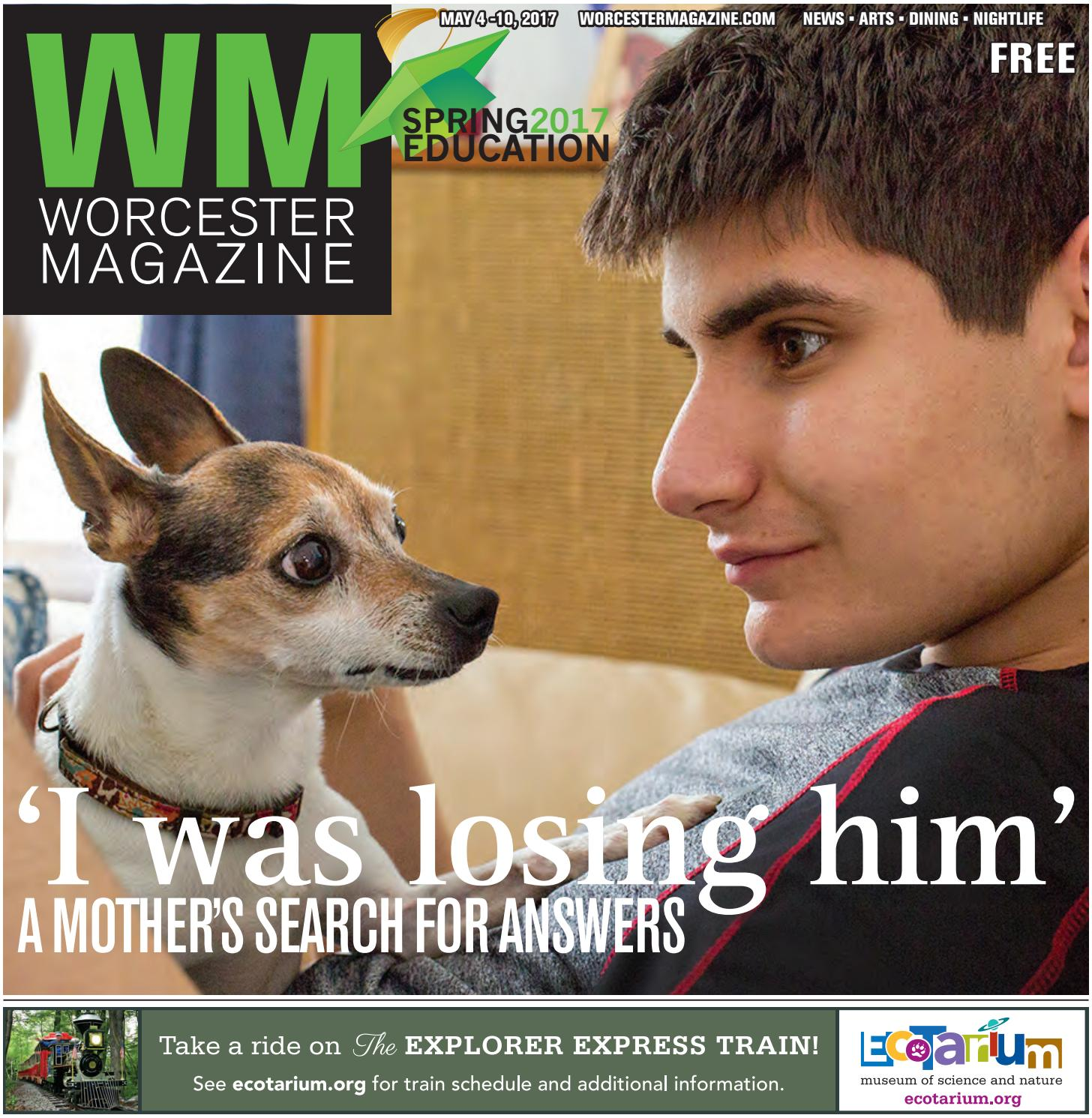 Worcester Magazine May 4
