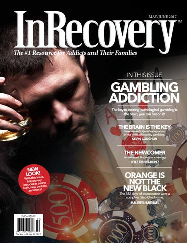 Image result for in recovery magazine may june 2017 images