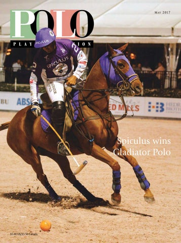 9cffb6af05f May 2017 Polo Players' Edition by United States Polo Association - issuu