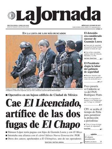 La Jornada 05 03 2017 By La Jornada Issuu