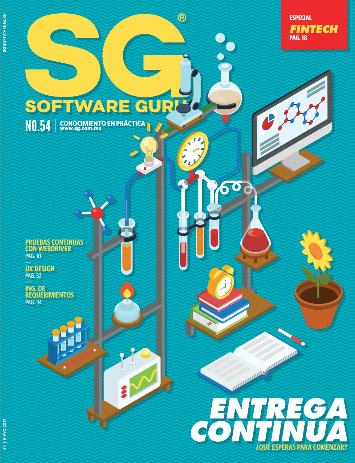 SG #54: Continuous delivery by Revista Software Guru - issuu