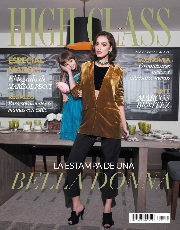 5876fa8519 High Class de Mayo 2017 by Revista High Class - issuu