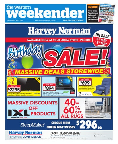 Western Weekender May 5 by Western Sydney Publishing Group - issuu