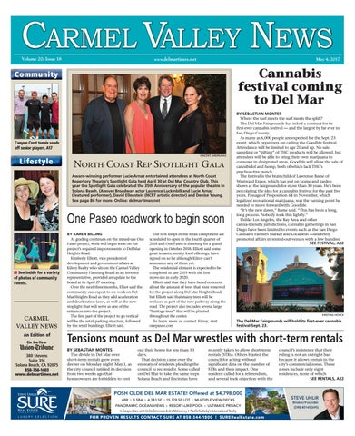 d32184bda66 Carmel Valley News 05 04 17 by MainStreet Media - issuu