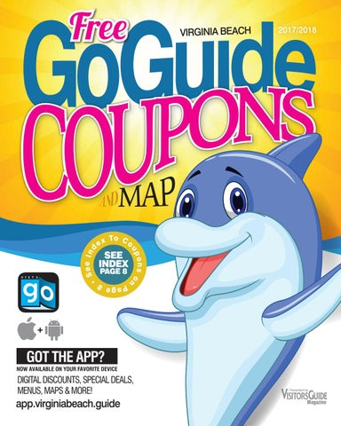 Virginia beach goguide coupons map book 2017 2018 by page 1 fandeluxe Images