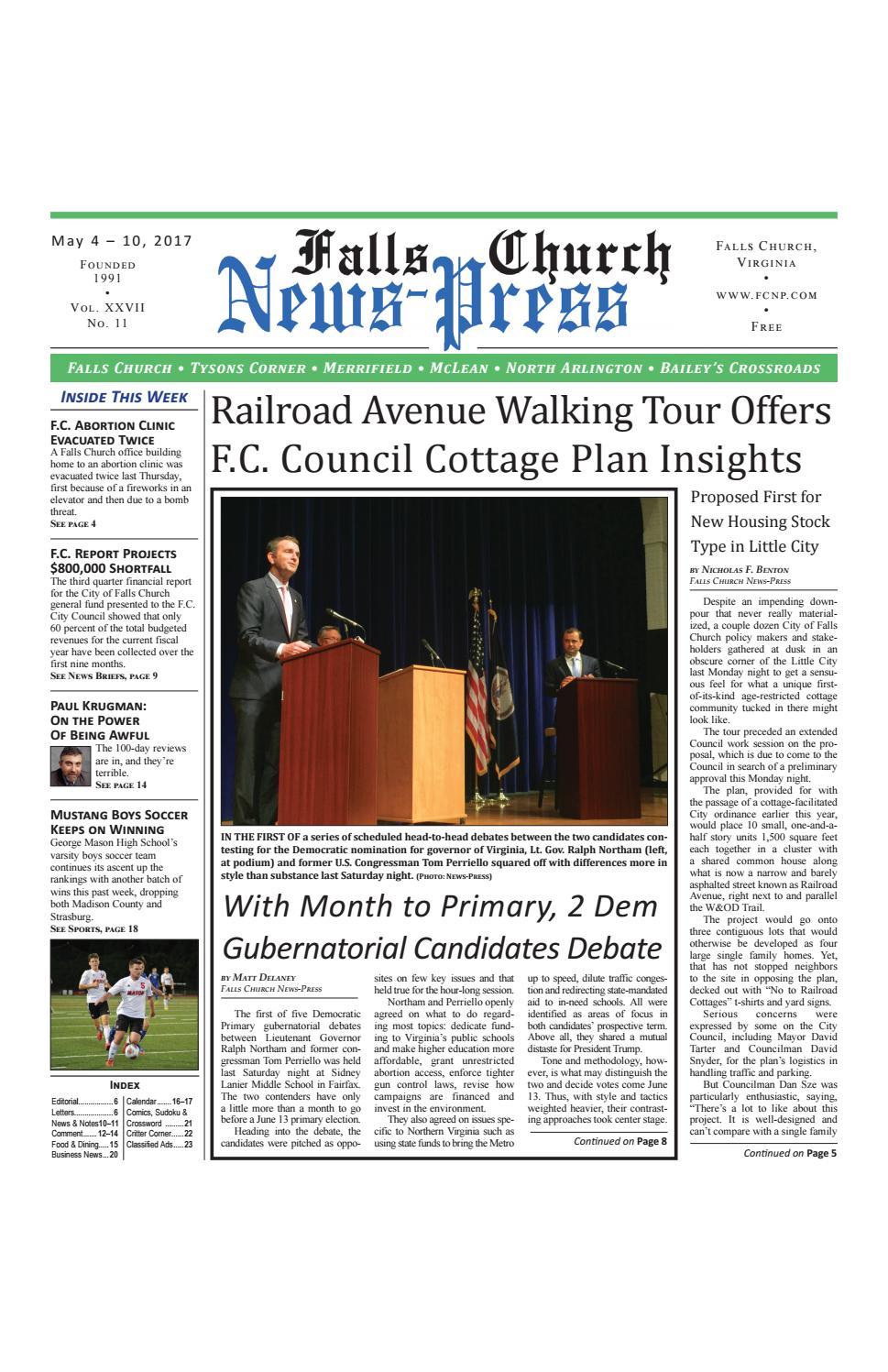 Falls Church News-Press 5-4-2017 by Falls Church News-Press - issuu