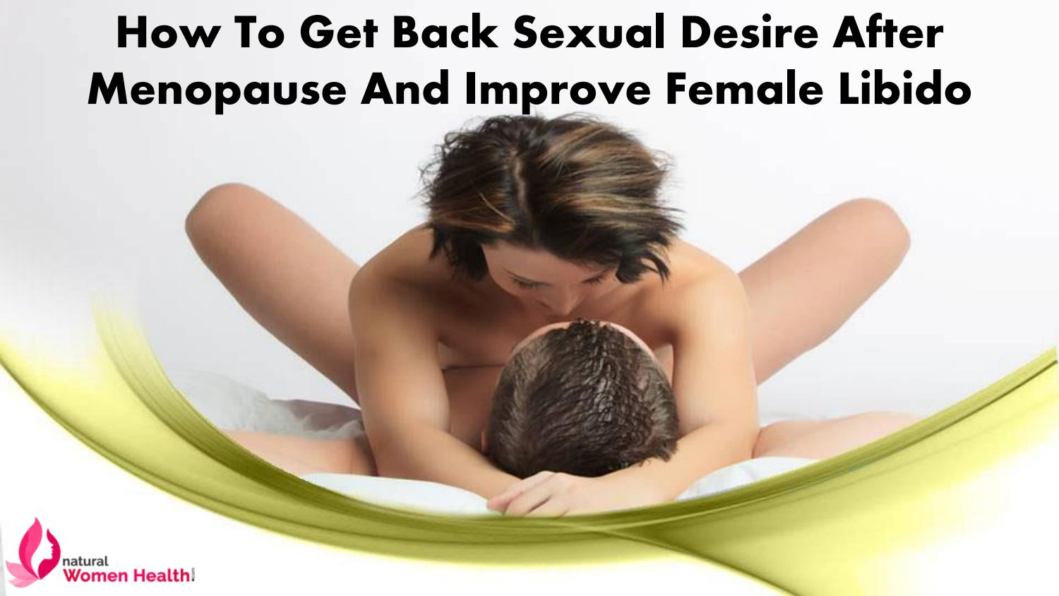 Causes of low sexual desire