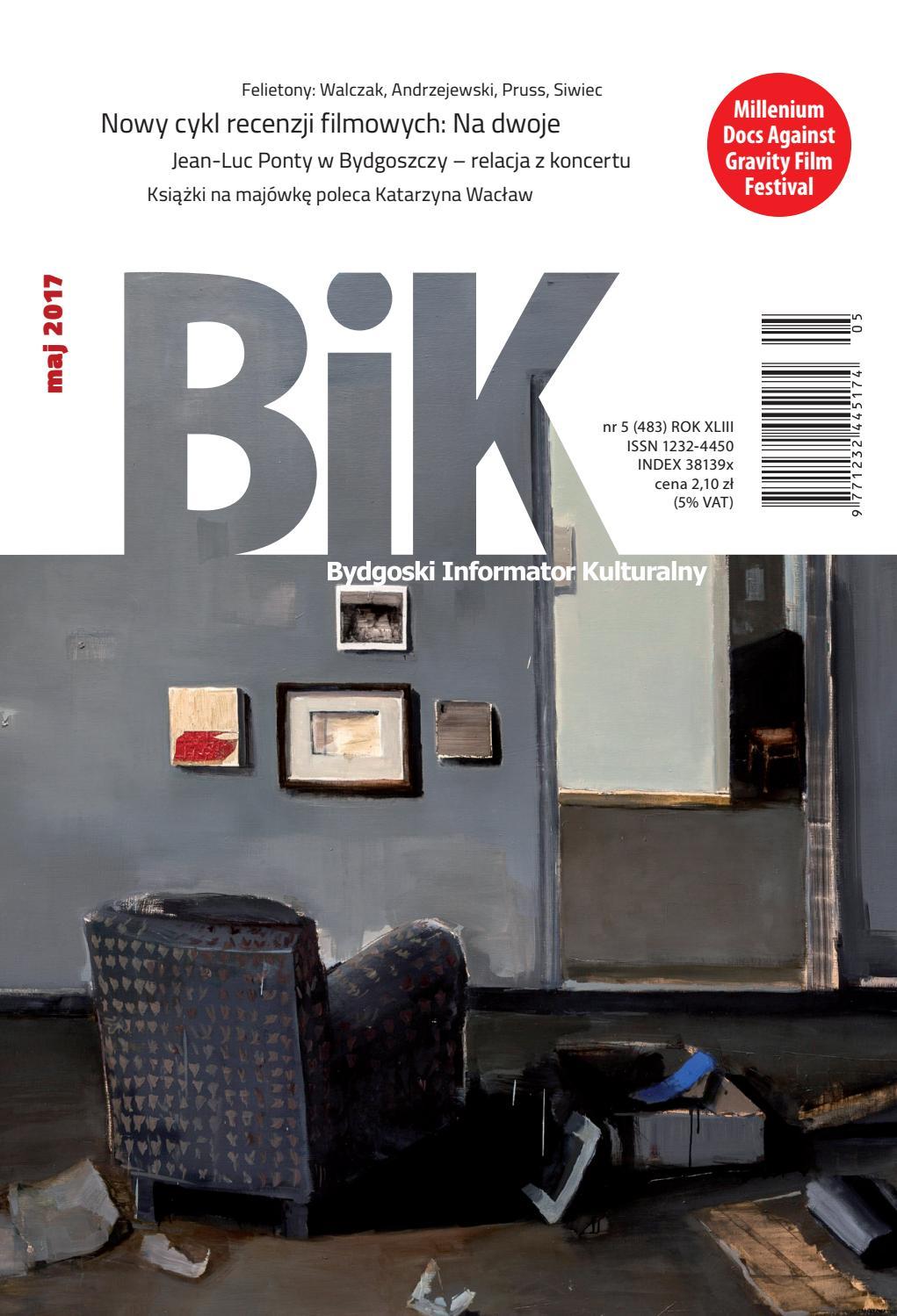 Bik 52017 By Miejskie Centrum Kultury W Bydgoszczy Issuu