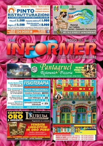 INFORMER maggio 2017 by informer issuu