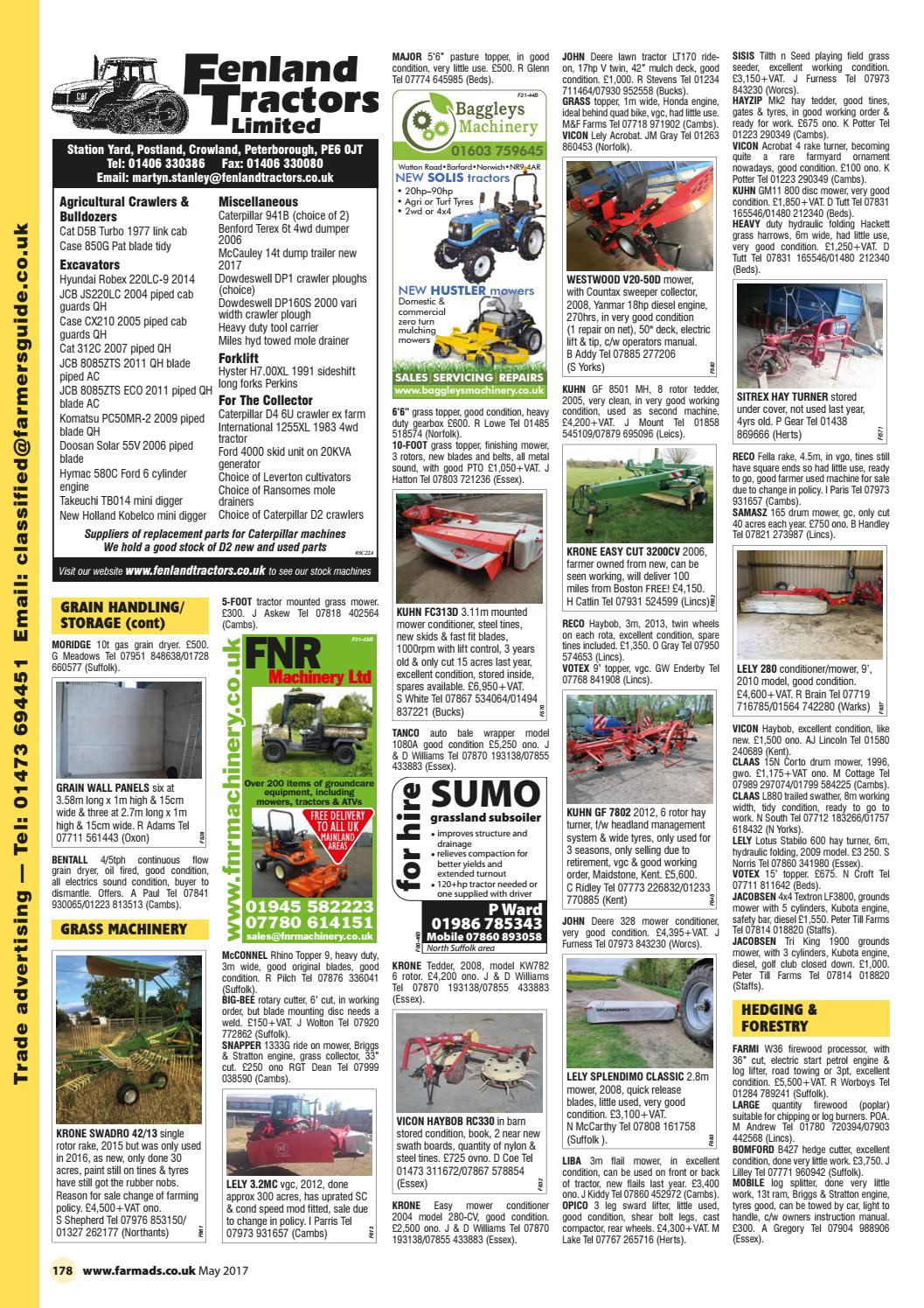 Farmers Guide May 2017 by Farmers Guide - issuu