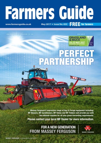 Ford New Holland High Capacity Grain Headers Catalogue Let Our Commodities Go To The World Tractor Manuals & Publications Agriculture/farming