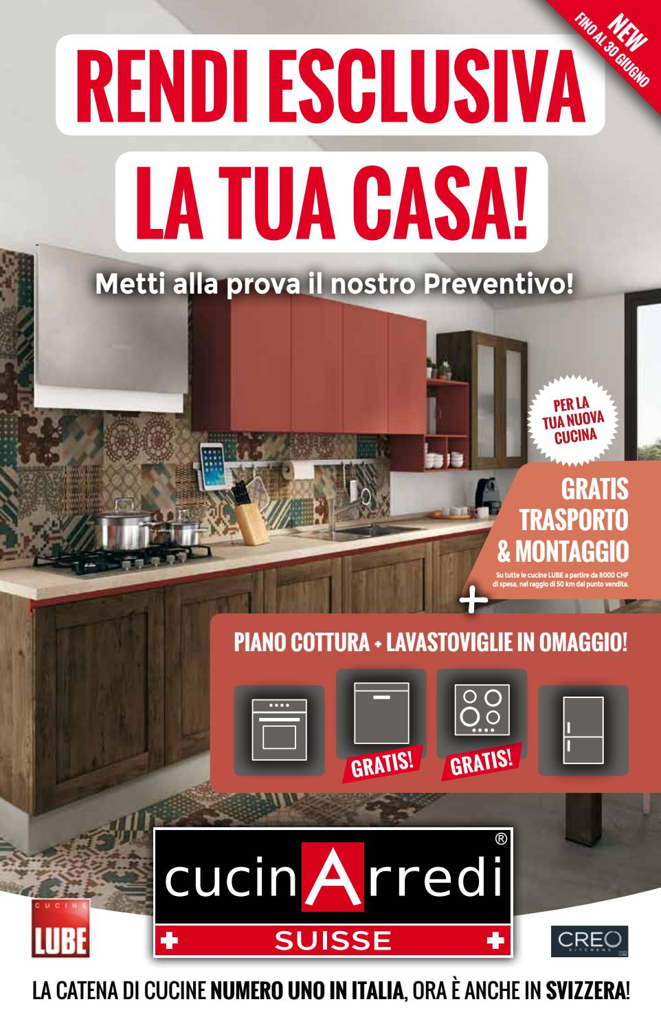 Rendi esclusiva la tua casa cucinarredi by cucinarredi for Rendi la tua casa online