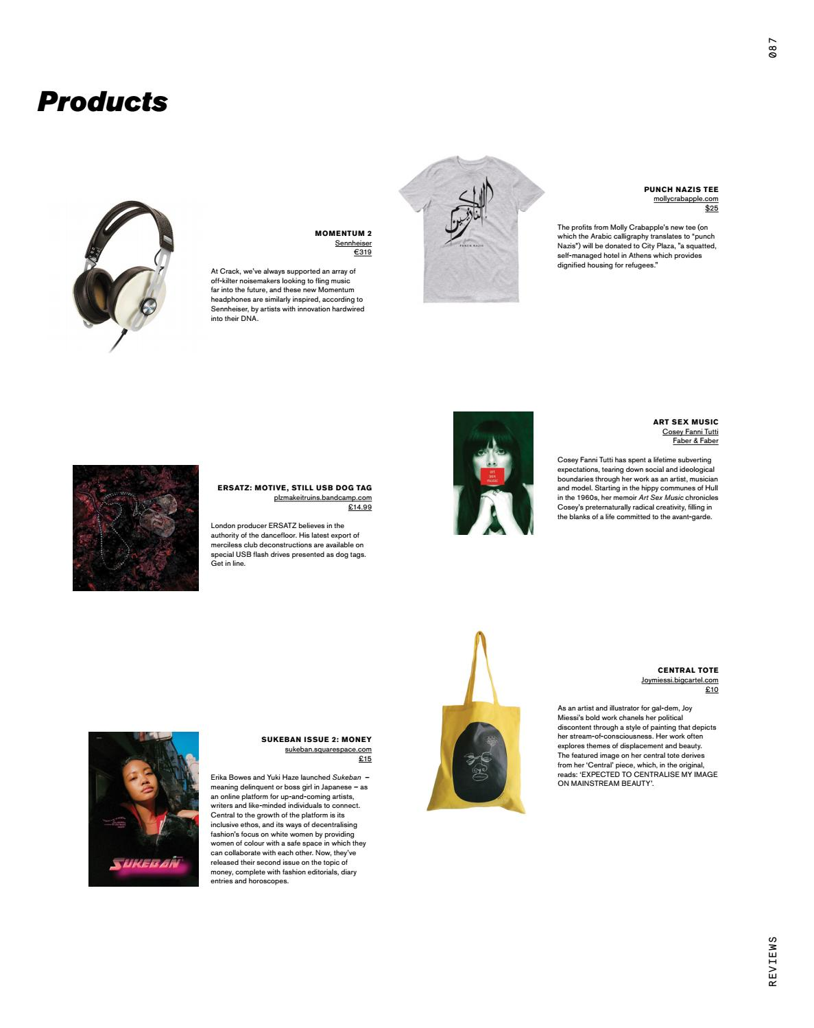 CRACK Issue 76 by Crack Magazine - issuu