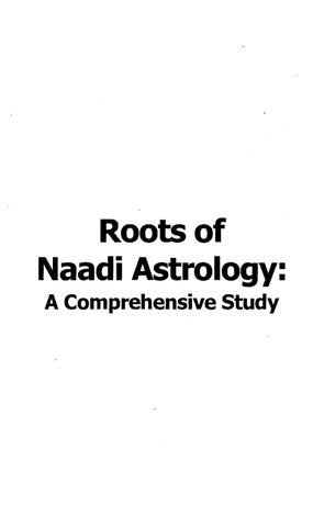 Roots of n a satyanarayan naik by Haranath Penumur - issuu