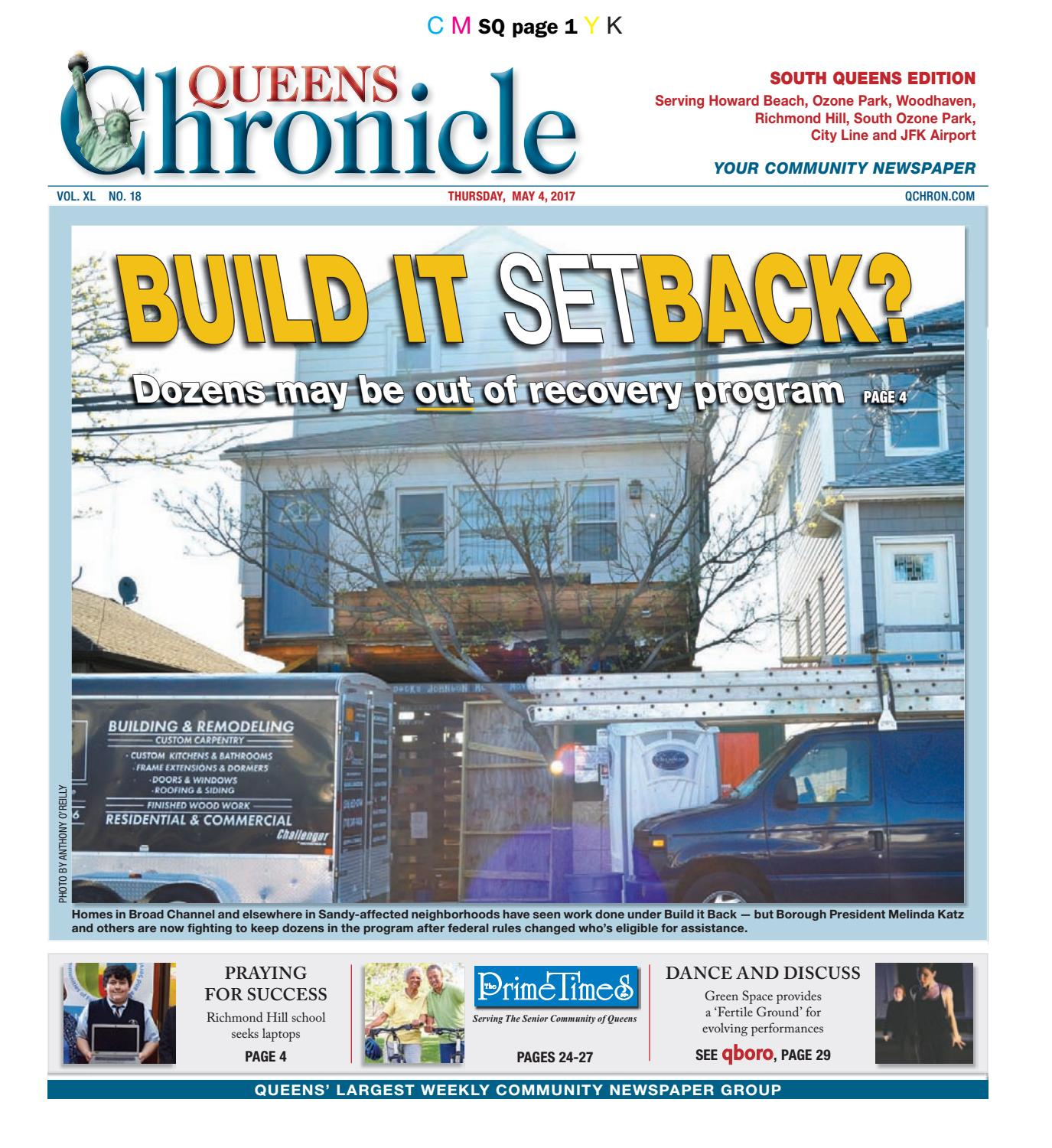 Queens Chronicle South Edition 05-04-17 by Queens Chronicle - issuu