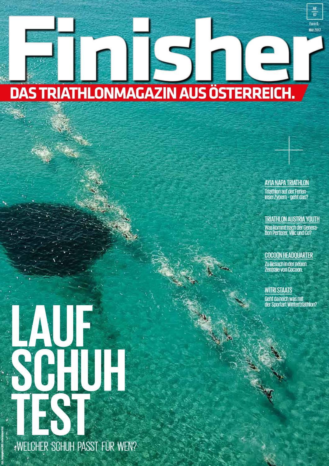 FINISHER Magazin #67 by Max Hofstätter - issuu