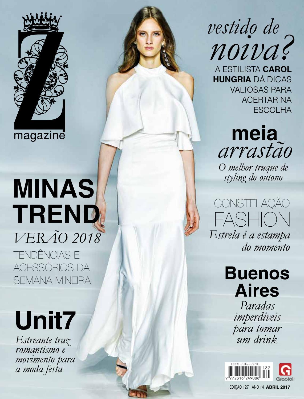 Z Magazine - edição 127 - Abril 2017 by Z Magazine - issuu f5d133fd9fe