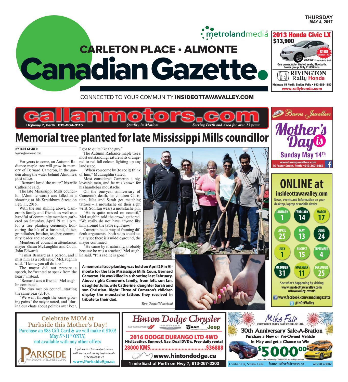Almontecarletonplace050417 by Metroland East - Almonte Carleton
