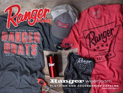 490b1f7e9c3 Ranger Wear Spring 2017 Catalog by Powertex Group - issuu
