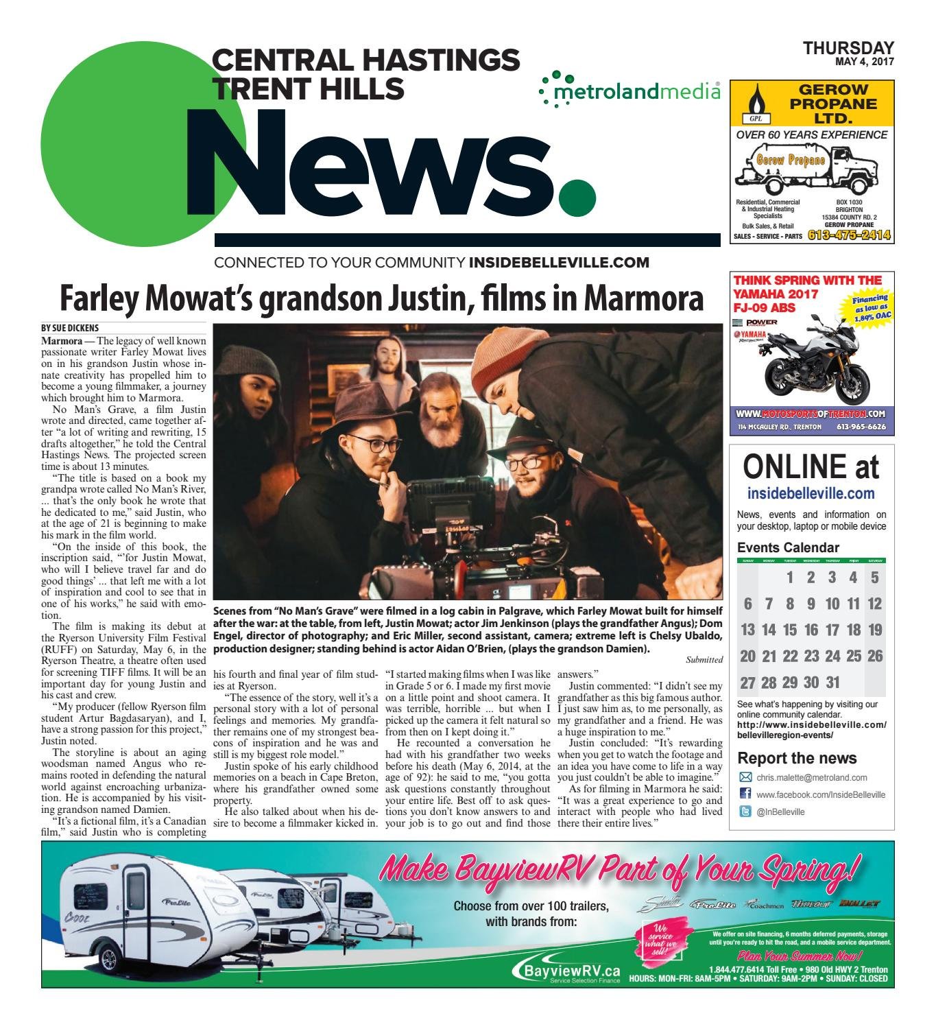 Chth050417 by Metroland East - Central Hastings News - issuu 3894920018826