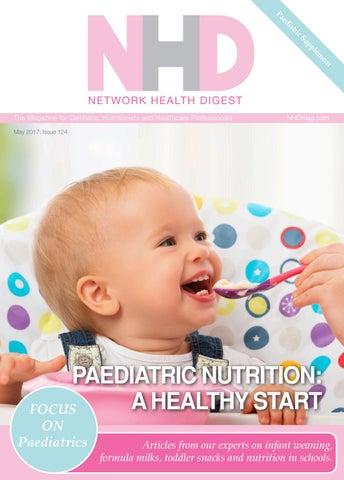 NHD Focus on Paediatric Nutrition by NH Publishing Ltd - issuu