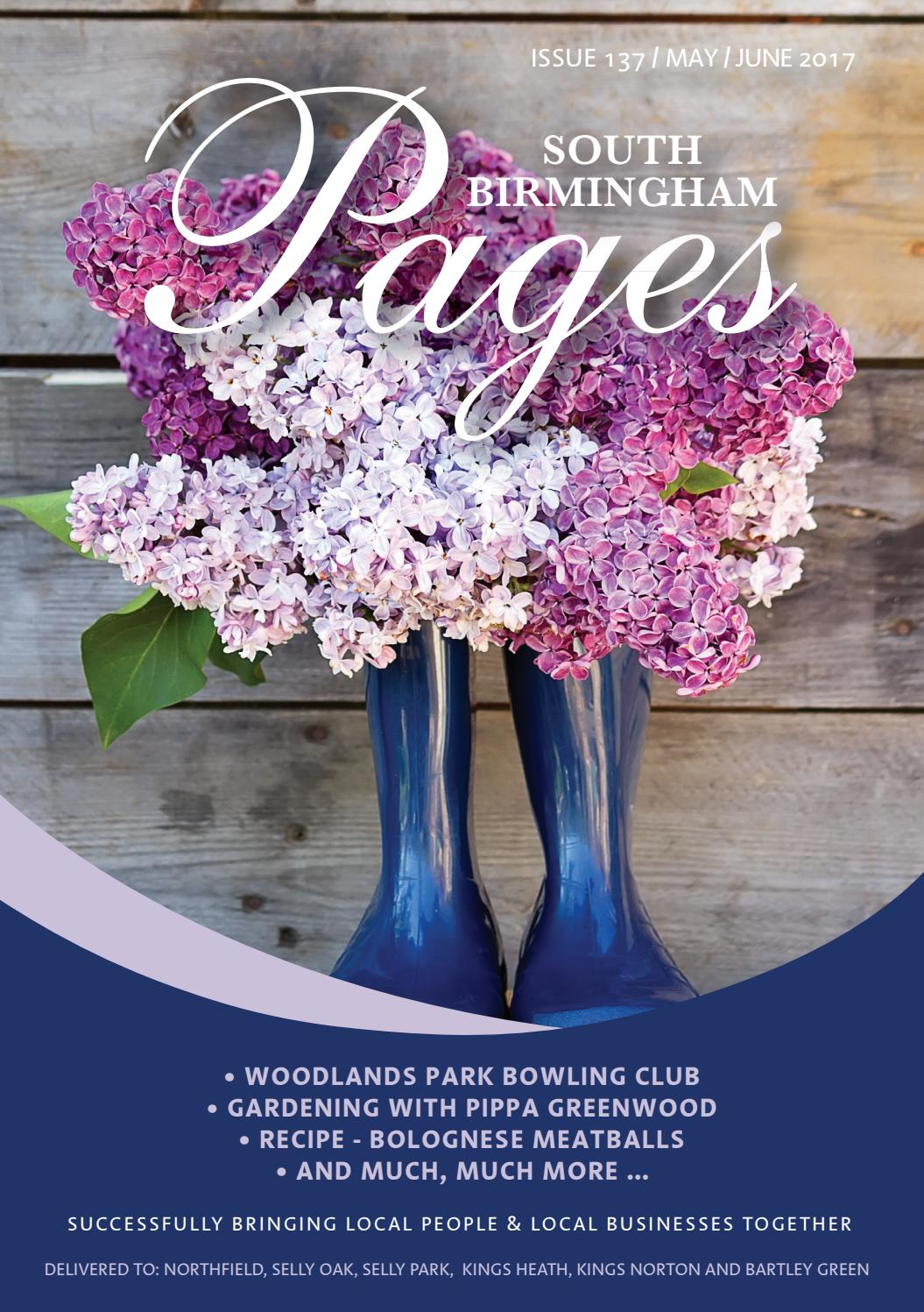South Birmingham Pages May 2017 By Wendy Bird Issuu