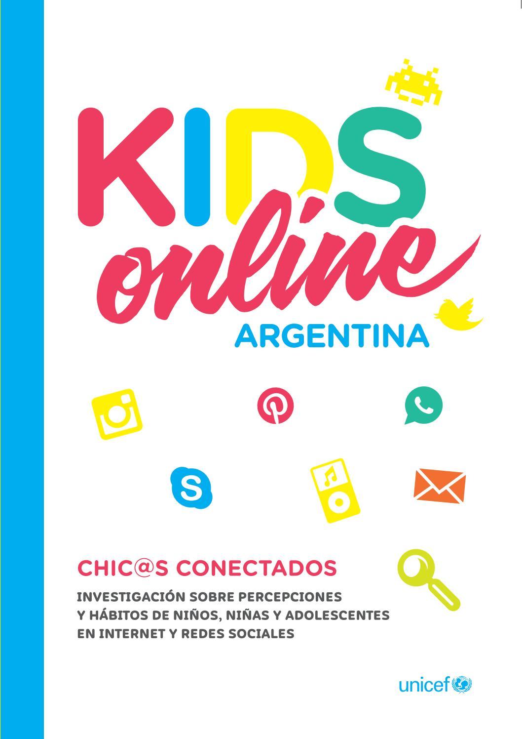 Adolescentes Primera Vez Porno kids online argentina - chic@s conectados - unicef