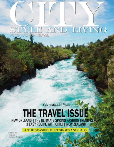 Citystyleandliving Spring2017 By City Style And Living Issuu
