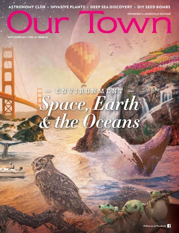 6ae024a2dd06 Our Town 2017 MAY-JUN (Newberry   Jonesville) by Tower Publications ...