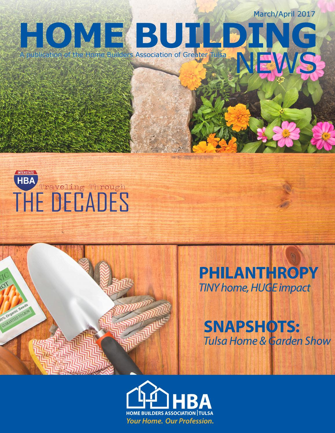March April 2017 By Home Builders Association Of Greater Tulsa Issuu