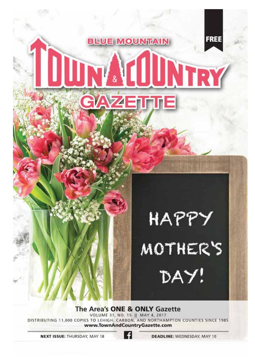 Town & Country Gazette May 4 by Innovative Designs & Publishing, Inc ...