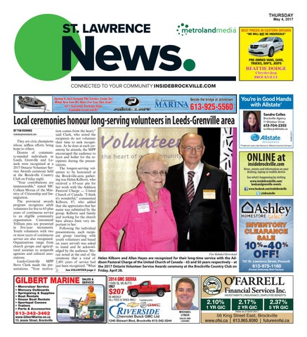 Stlawrence050417 by metroland east st lawrence news issuu page 1 fandeluxe Images