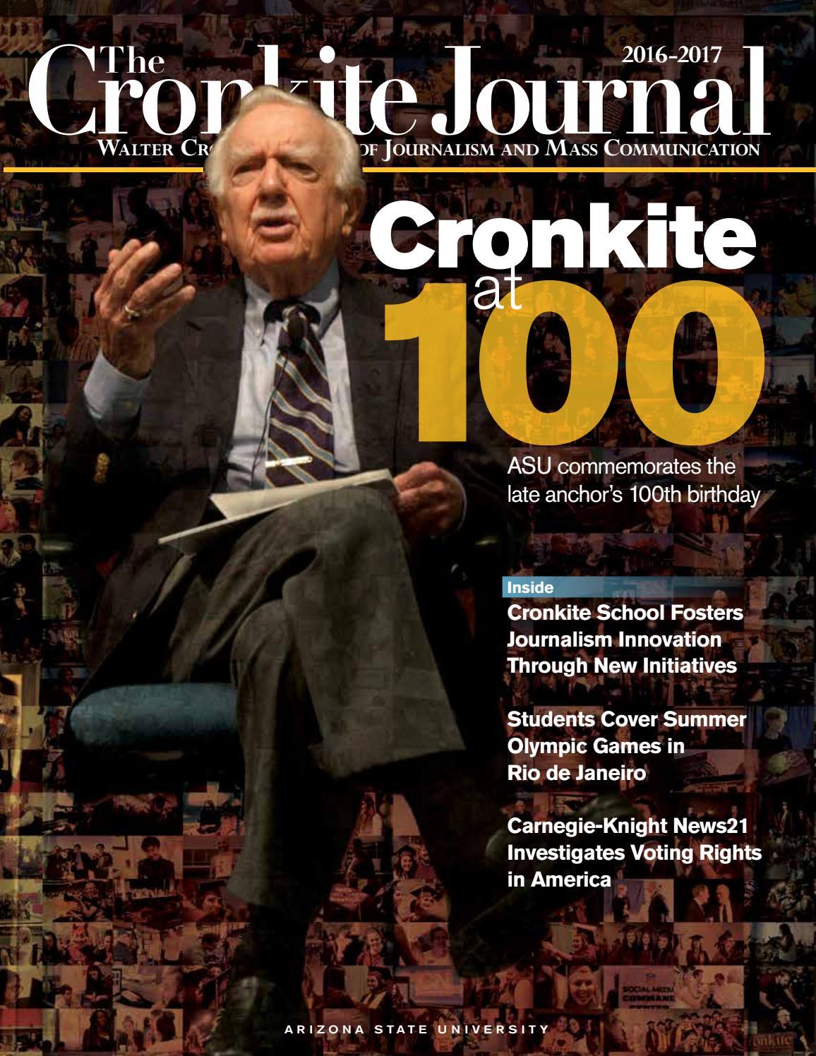 2016-2017 Cronkite Journal by Walter Cronkite School of Journalism and Mass  Communication - issuu