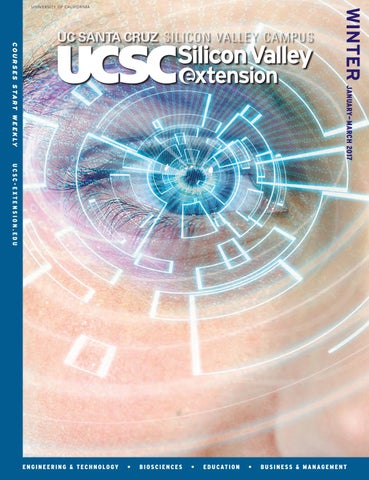 Ucsc silicon valley extension winter 2017 course catalog by ucsc page 1 fandeluxe Gallery