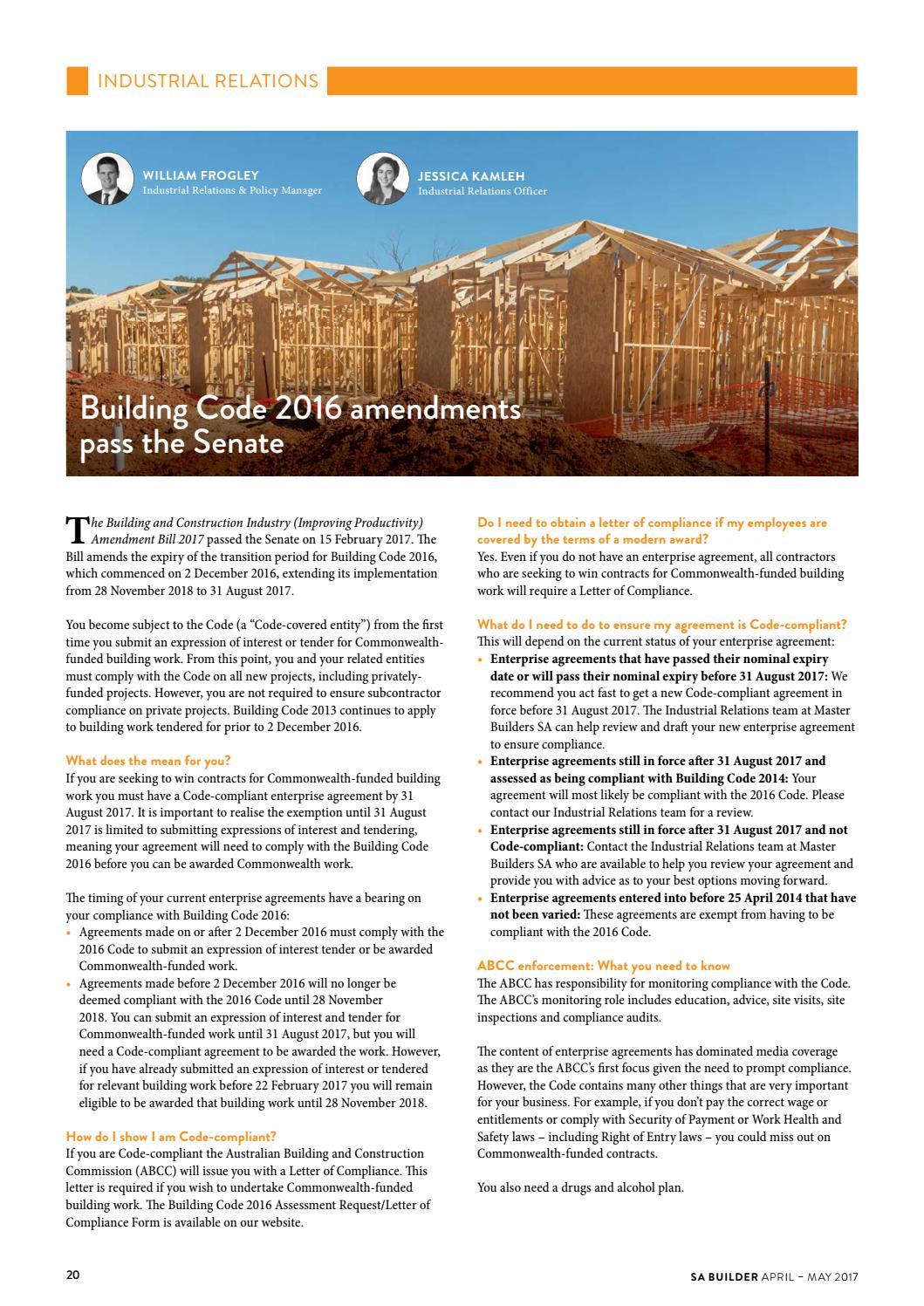 Sa Builder Master Builders South Australia By Arkmedia4217 Issuu