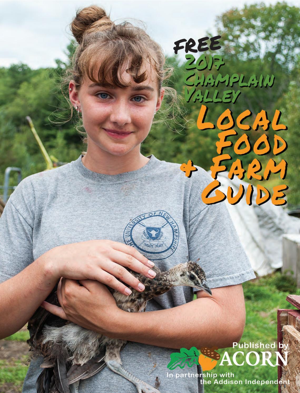 Local Food Farm Guide 2017 By Addisonpress Issuu
