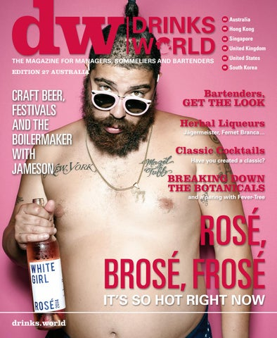 Drinks World Australia Edition 27