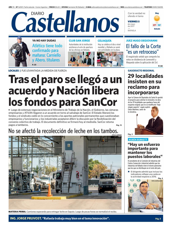 Diario Castellanos 05 05 by Diario Castellanos - issuu