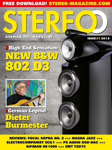 Stereo magazine issue 01 by AduCostaRica - issuu