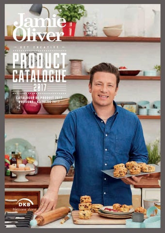 Jamie Oliver Catalogue by New Vision Boutique - issuu