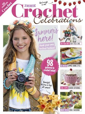 Crochet Celebrations Sampler By Immediate Media Co Magazines Issuu