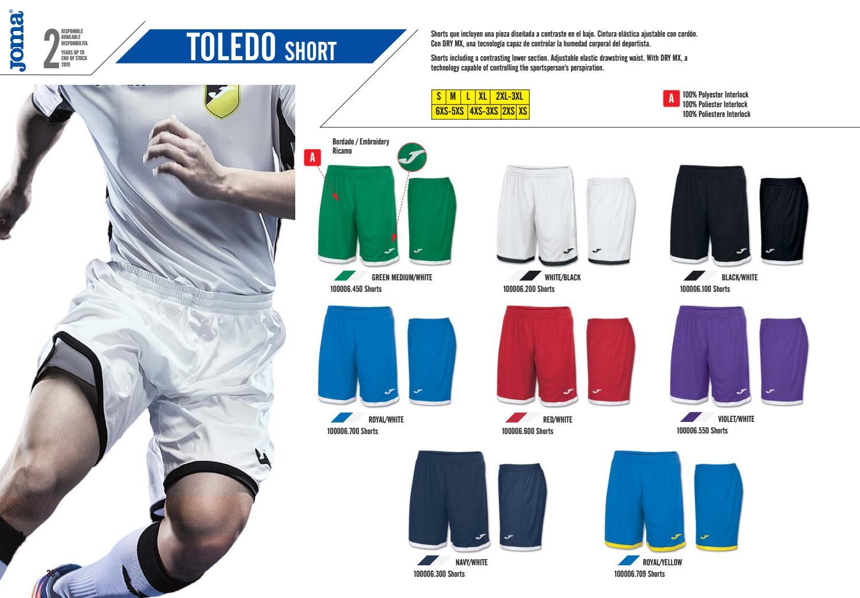 Joma 100006.450 Shorts